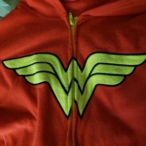 Wonder woman onesie Halloween costume